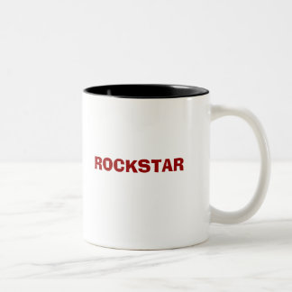 ROCKSTAR, ROCKSTAR TAZA DE CAFÉ