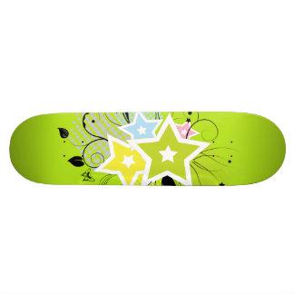 Rockstar Skateboard Deck