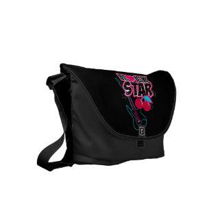 Rockstar Small Messenger Bag