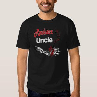 Rockstar uncle shirt