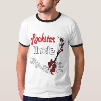 Rockstar uncle tee shirt
