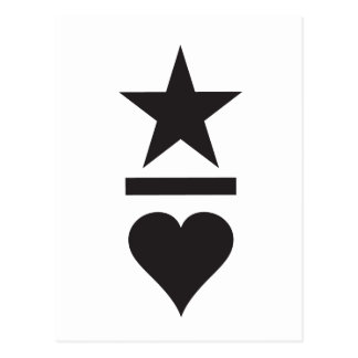Rockstars And Lovers Brand fashion Clothing Label Postcard