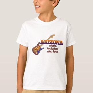 Rockstars are born in Arizona T-Shirt