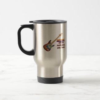 Rockstars are born in Belize Coffee Mug