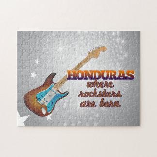 Rockstars are born in Honduras Puzzles
