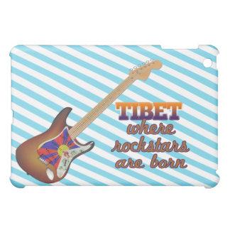 Rockstars are born in Tibet Cover For The iPad Mini
