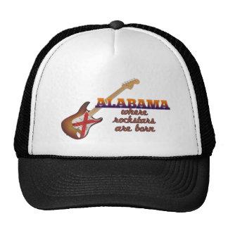 Rockstars nace en Alabama Gorro De Camionero