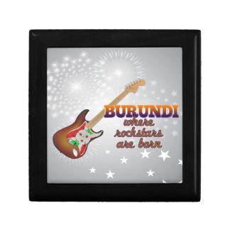 Rockstars nace en Burundi Cajas De Regalo