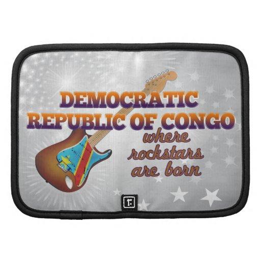 Rockstars nace en Congo Organizadores