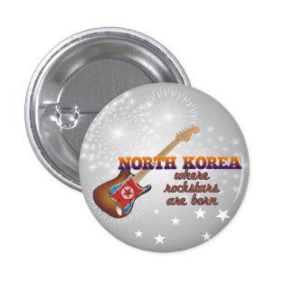 Rockstars nace en Corea del Norte Pins