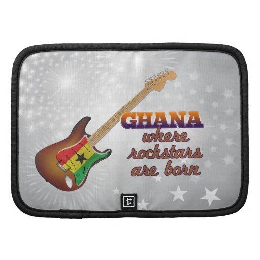 Rockstars nace en Ghana Organizador