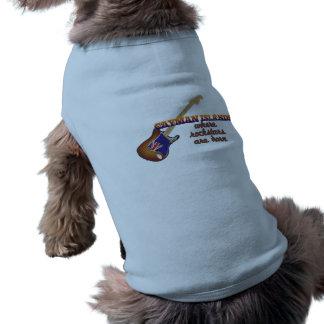 Rockstars nace en las Islas Caimán Camiseta De Perrito