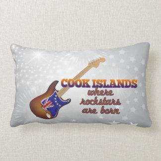 Rockstars nace en las islas de cocinero cojines