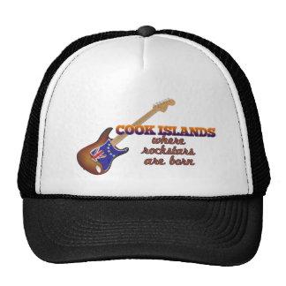 Rockstars nace en las islas de cocinero gorro de camionero