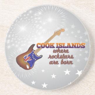 Rockstars nace en las islas de cocinero posavasos manualidades