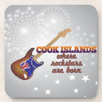 Rockstars nace en las islas de cocinero posavaso