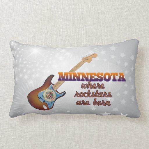 Rockstars nace en Minnesota Almohadas