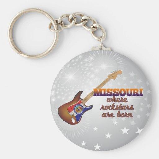 Rockstars nace en Missouri Llavero
