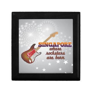 Rockstars nace en Singapur Cajas De Joyas
