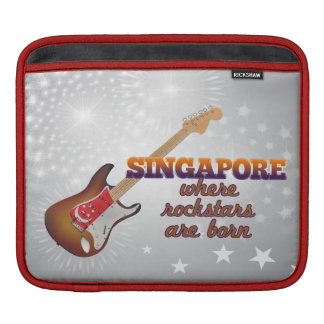 Rockstars nace en Singapur Fundas Para iPads