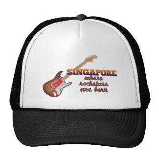 Rockstars nace en Singapur Gorros