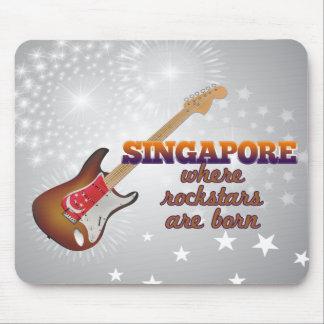 Rockstars nace en Singapur Tapetes De Ratones