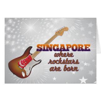 Rockstars nace en Singapur Felicitaciones
