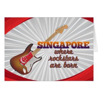 Rockstars nace en Singapur Felicitacion