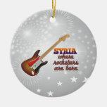 Rockstars nace en Siria Adorno De Navidad