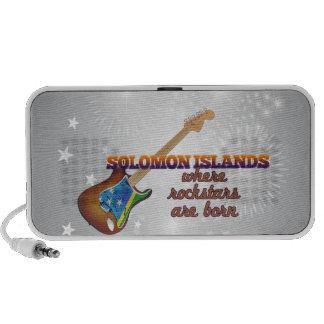 Rockstars nace en Solomon Island Mini Altavoz