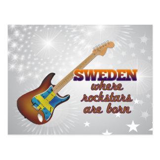 Rockstars nace en Suecia Postales