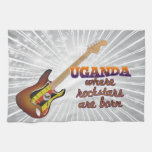 Rockstars nace en Uganda Toalla