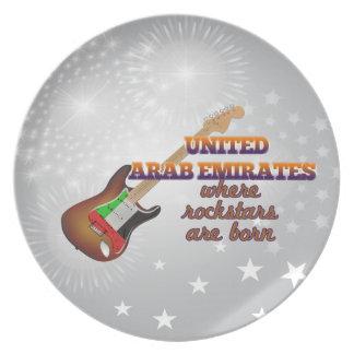 Rockstars nace en United Arab Emirates Platos