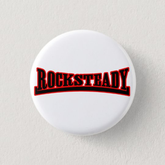 Rocksteady Black Red Button