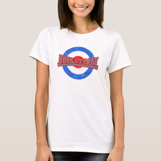 Rocksteady Check Mod T-Shirt