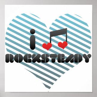 Rocksteady fan posters