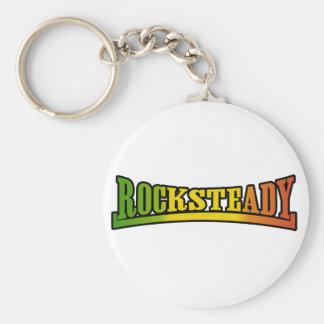 Rocksteady Reggae Keychain