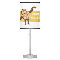 Rocksteady Sloth Desk Lamp