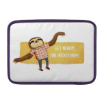 Rocksteady Sloth Sleeve For MacBook Air