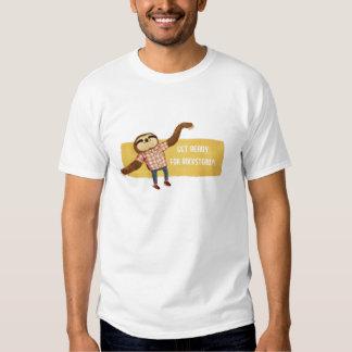 Rocksteady Sloth T Shirt