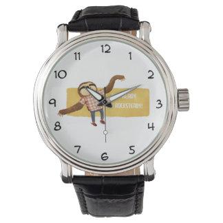 Rocksteady Sloth Wrist Watch