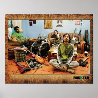 Rockted - Poster Eldorado