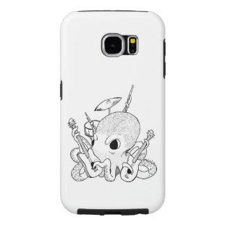Rocktopus Funda Samsung Galaxy S6