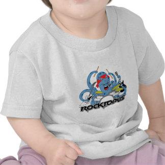 Rocktopus T-shirts