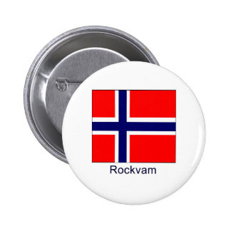 Rockvam Family Party Pinback Buttons