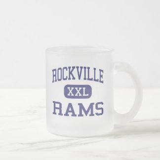 Rockville - espolones - alta - Vernon Connecticut Taza De Café