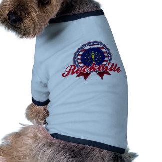 Rockville IN Dog Shirt