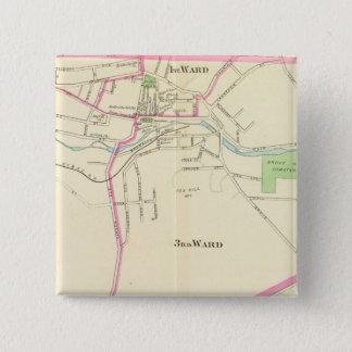 Rockville Pinback Button