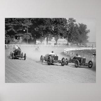Rockville Races: 1923 Poster