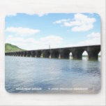 Rockville Stone Masonry Arch Railway Bridge Mouse Mats